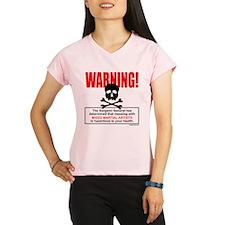 WARNING MMA Performance Dry T-Shirt