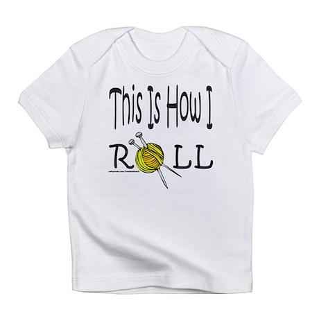 KNIT/KNITTING Infant T-Shirt