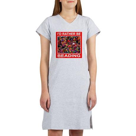 BEADING Women's Nightshirt