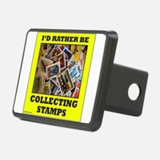 STAMP COLLECTOR Hitch Cover