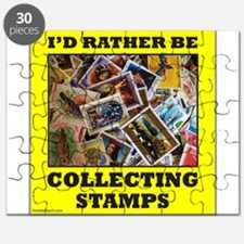 STAMP COLLECTOR Puzzle