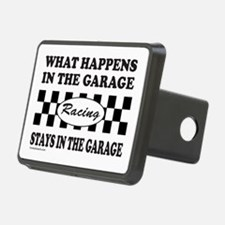 AUTO RACING Hitch Cover