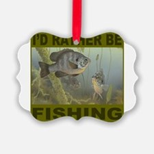 FISHING/FISHERMEN Ornament