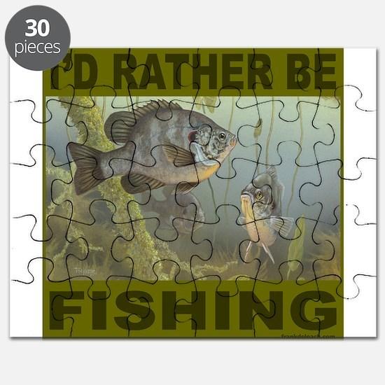 FISHING/FISHERMEN Puzzle