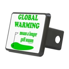 GOLFING Hitch Cover