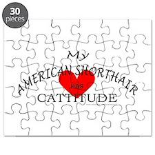 AMERICAN SHORTHAIR Puzzle