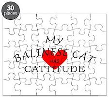 BALINESE CAT Puzzle