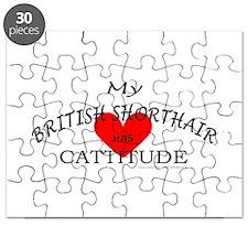 BRITISH SHORTHAIR Puzzle