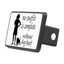 DOG HAIR Hitch Cover