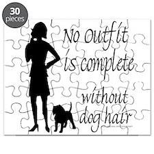 DOG HAIR Puzzle