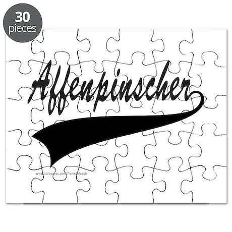 AFFENPINSCHER Puzzle