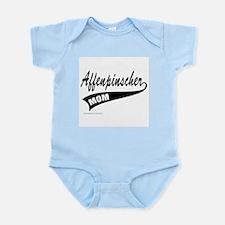 AFFENPINSCHER MOM Infant Bodysuit