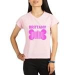 BRITTANY PRICELESS Performance Dry T-Shirt