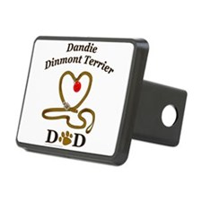 DANDIE DINMONT TERRIER Hitch Cover