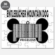 Unique Entlebucher mountain dog Puzzle