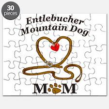 Cool Entlebucher mountain dog Puzzle