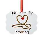 FIELD SPANIEL Picture Ornament