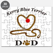 KERRY BLUE TERRIER Puzzle