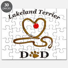 LAKELAND TERRIER Puzzle