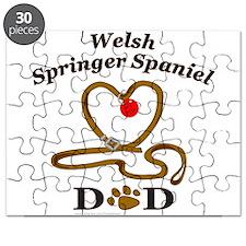 WELSH SPRINGER SPANIEL Puzzle