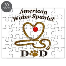 Cute American wirehair Puzzle