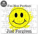 JUST FORGIVEN Puzzle
