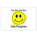 JUST FORGIVEN Large Poster
