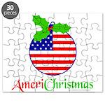 AMERICHRISTMAS Puzzle