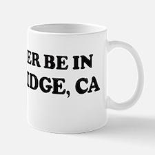Rather: NORTHRIDGE Mug