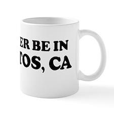 Rather: LOS ALTOS Mug