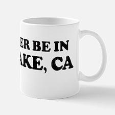 Rather: BASS LAKE Mug