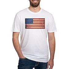 Vintage USA Flag Shirt