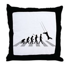 Trapeze Throw Pillow