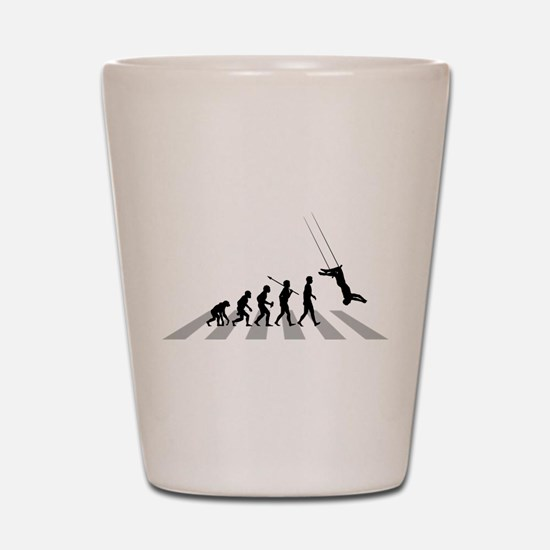 Trapeze Shot Glass