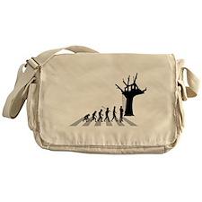 Tree House Messenger Bag
