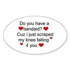 Funny text line Decal