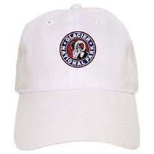 Glacier Red White & Blue Circle Baseball Cap
