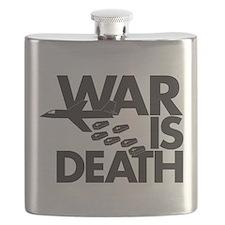 War is Death Flask