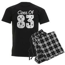 Class of 1983 pajamas