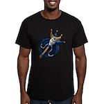ORNATE Joker Blue T-Shirt