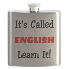 It's Called English Learn It Flask