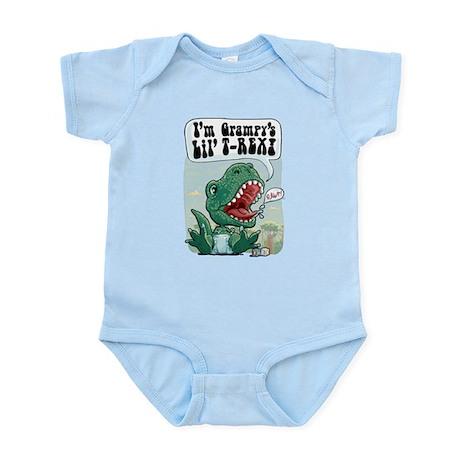 Grampy's Lil' T-Rex Infant Bodysuit