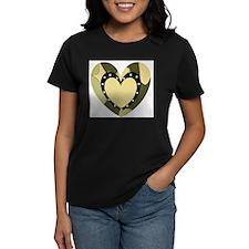 Comuflage Army Heart Tee