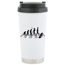 Out From A Sewer Travel Coffee Mug