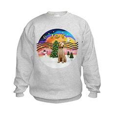 XMusic2-Spinone (w) Sweatshirt