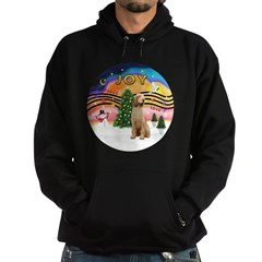 XMusic2-Spinone (w) Hoodie