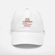 Kentucky Justice Baseball Baseball Cap
