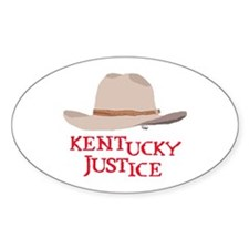 Kentucky Justice Decal