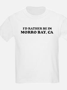 Rather: MORRO BAY Kids T-Shirt