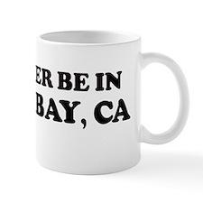 Rather: MORRO BAY Small Small Mug